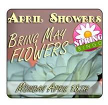 April Showers brin May Flowers