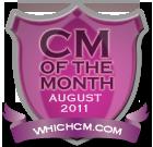 CM Award August 2011