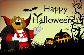 Happy Halloween from CyberBingo