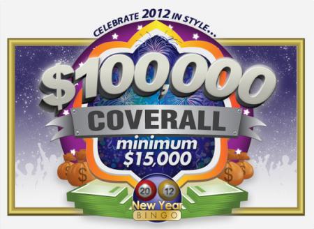 $100K Coverall Minimum $15K Game
