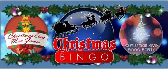 Christmas Celebrations at CyberBingo