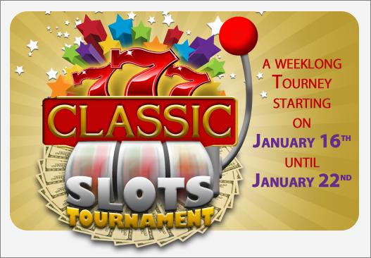 Classic Slots Tourney
