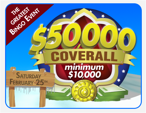 $50,000 Coverall Minimum $10,000 Game